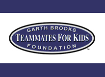 Garth Brooks Teammates for Kids